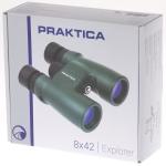 Бинокль Praktica Explorer 8x42 WP