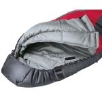 Спальный мешок Ferrino Yukon Pro/+0C Red/Grey (Left)