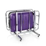 Чемодан Heys Zeus (S) Purple (923054)