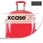 Чемодан Heys xcase 2G L lnfra Red 923086