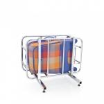 Чемодан Heys Chroma Hybrid (S) Orange/Blue (923093)