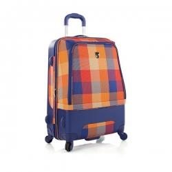 Чемодан Heys Chroma Hybrid (M) Orange/Blue (923094)