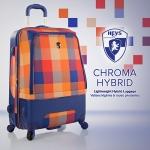 Чемодан Heys Chroma Hybrid (L) Orange/Blue (923095)