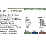 Спальный мешок High Peak Redwood / -1C (Right) blue/red