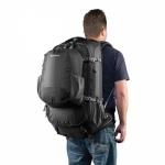 Рюкзак туристический Caribee Magellan 65 RFID Black