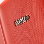 Чемодан Epic POP 4X IV (S) Aurora Red + Зонт Epic Rainblaster Auto-X