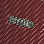Чемодан Epic HDX (M) Burgundy Red