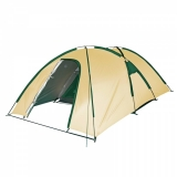 Палатка Style Expedition Koepel 4 (Beige/Green)