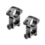 Прицел оптический Barska Tactical 6.5-20x40 FFP (IR Mil-Dot) + Rings