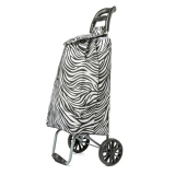 Сумка-тележка Epic City X Shopper Ergo 40 Zebra