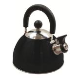 Чайник Highlander Deluxe Whistling 2.0L Black