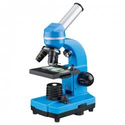 Микроскоп Bresser Biolux SEL 40x-1600x Blue (смартфон-адаптер)
