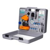 Микроскоп Bresser Junior 40x-640x Orange (с кейсом)