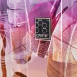 Чемодан Epic Crate EX Wildlife (M) Oasis