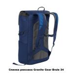 Рюкзак городской Granite Gear Brule 34 Highland Peat/Black