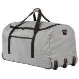 Сумка дорожная на колесах TravelZ Wheelbag 100 Grey