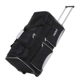 Сумка дорожная на колесах TravelZ Wheelbag 90 Black