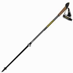Палки для скандинавской ходьбы Vipole Instructor Vario Top-Click QL K.T. Dark DLX S1943