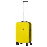 Чемодан CarryOn Connect (S) Yellow