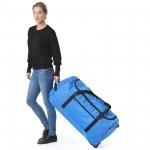 Сумка дорожная на колесах TravelZ Wheelbag 100 Blue