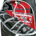 Рюкзак туристический Ferrino Lynx 20 Black/Red