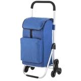 Сумка-тележка ShoppingCruiser Stairs Climber 40 Blue