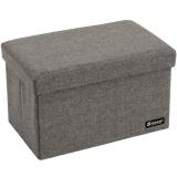 Органайзер кемпинговый Outwell Cornillon L Seat & Storage Grey Melange (470353)