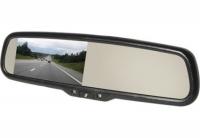 Зеркало автомобильное с монитором Gazer MUW7000 Wi-Fi со встроенным двухканальным видеорегистратором