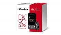 Автосигнализация Pandora DX 90 LoRa с сиреной