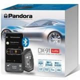 Автосигнализация Pandora DX 91 LoRa v.2 с сиреной