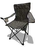 Раскладное кресло Aksetech Relax Green 53x53x92см