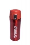 Термос Tramp 0,35 л красный металлик TRC-106-red