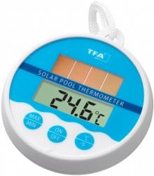 Термометр для бассейна TFA Solar