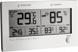 Термогигрометр цифровой TFA 303049 Twin Plus, внешний радиодатчик
