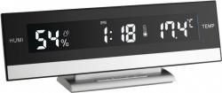 Термогигрометр цифровой TFA 602011, будильник