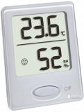 Термогигрометр цифровой TFA 30504102 белый