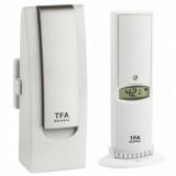 Метеостанция стартовый комплект TFA WeatherHub Observer 31401202  датчик температуры/влажности