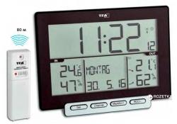 Термогигрометр цифровой TFA 30305801 Trinity, внешний радиодатчик